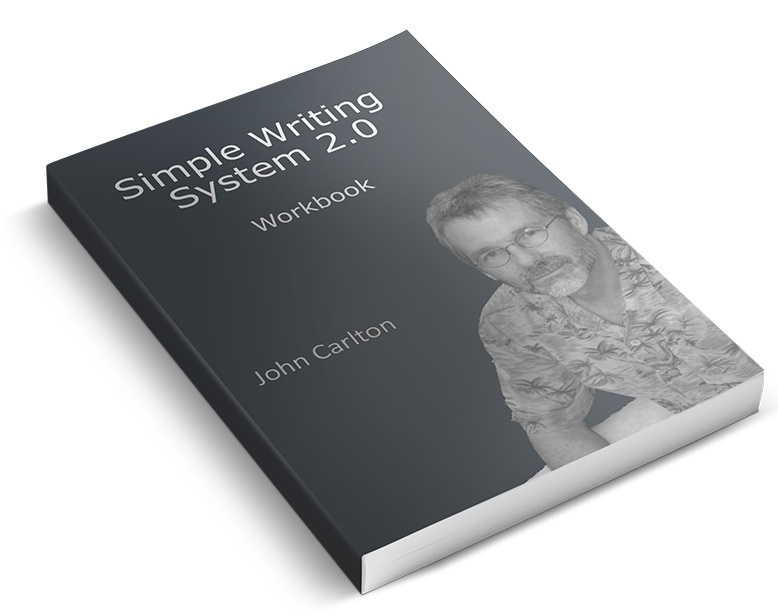 John Carlton's Simple Writing System Workbook