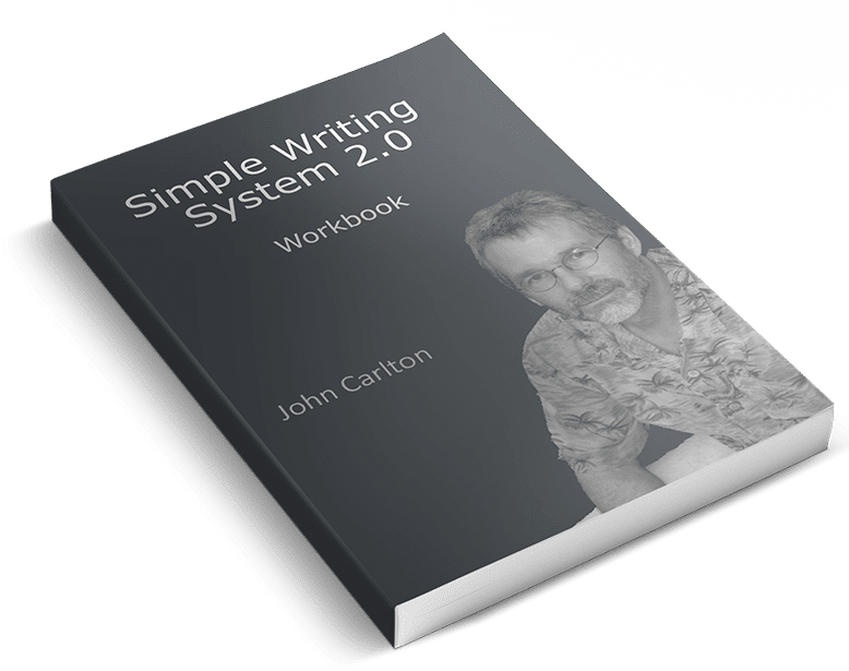 John Carltons' Simple Writing System Workbook