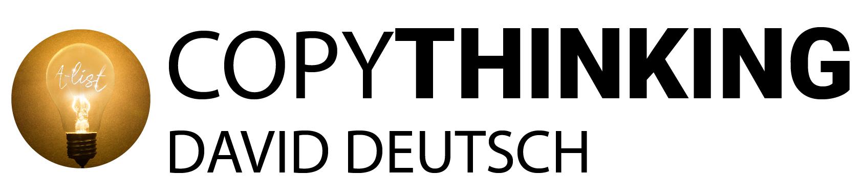 David Deutsch A-List Copy Secrets
